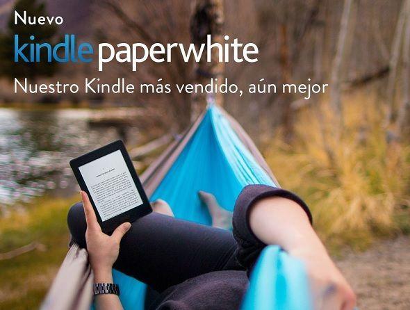 Kindle Paperwhite Leer Ebooks