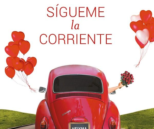 Sígueme la Corriente, Novela Romántica de Megan Maxwell