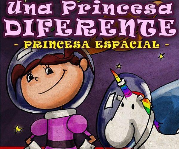 Una Princesa Diferente, Libro Infantil