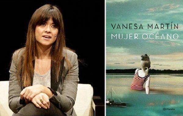Ya Está a la Venta Mujer Océano, libro de Vanesa Martín