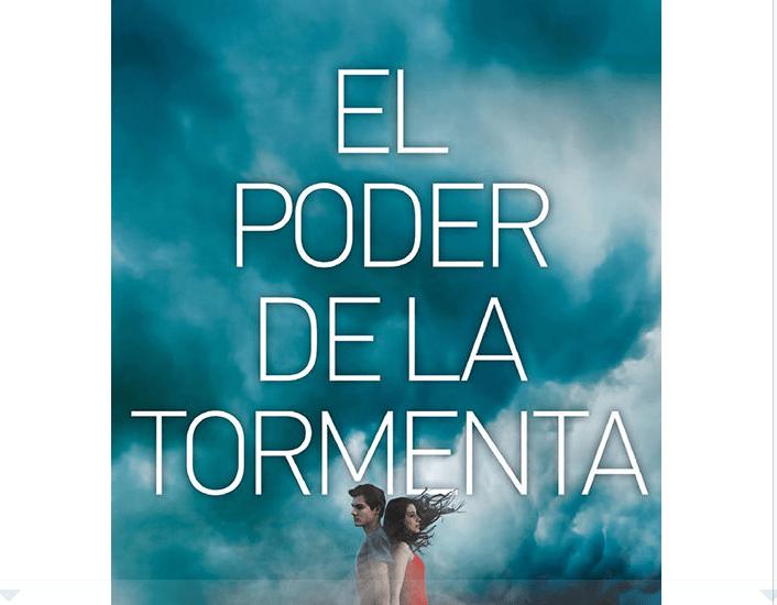 El Poder de la Tormenta, una Novela de Ciencia Ficción