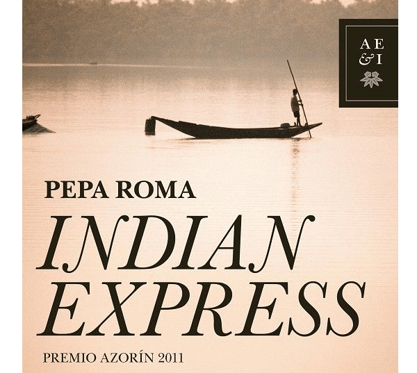 Libro Indian Express, Premio Azorín 2011