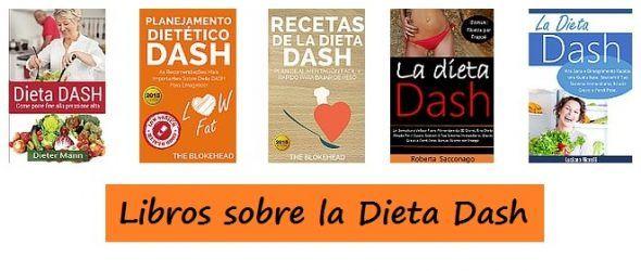 Libros Dieta Dash