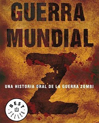 Libro Guerra mundial Z