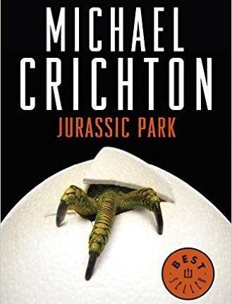 Libro Parque Jurasico
