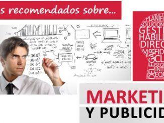 6 libros recomendados sobre marketing y publicidad