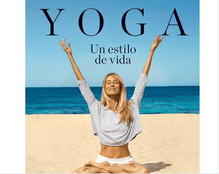 Yoga, un estilo de vida, el libro de Vanesa Lorenzo