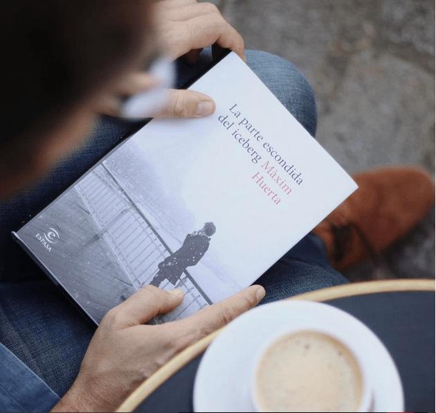 M xim huerta publica nueva novela el 4 de abril libros for Maxim huerta libros