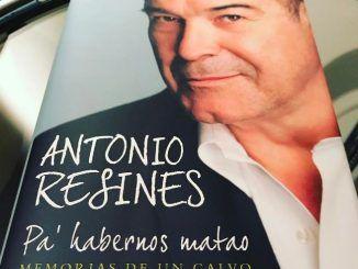 Antonio Resines Publica su Autobiografía