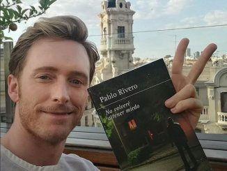 Pablo Rivero Publica su Libro No volveré a Tener Miedo