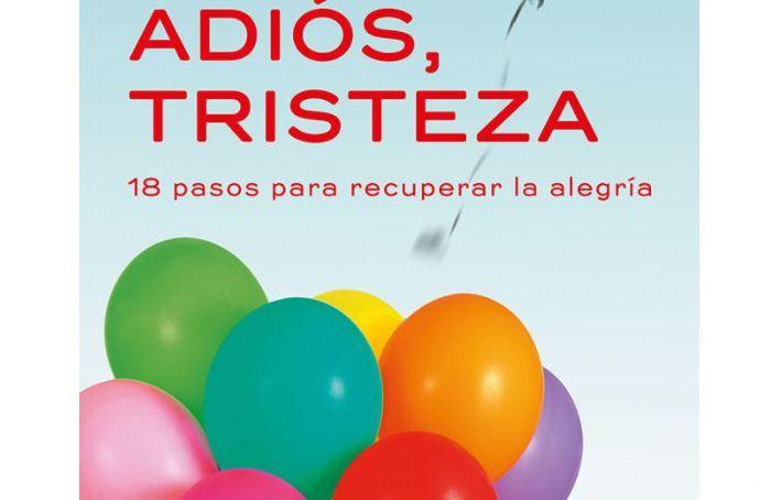 Adiós, Tristeza, libro de la Coach Cristina Soria