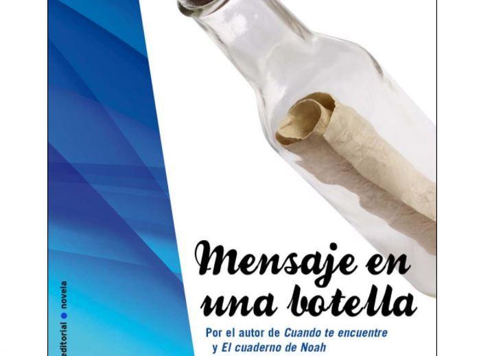 Mensaje en una Botella, de Nicholas Sparks