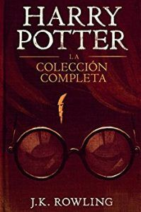 Libro Harry Potter – Coleccion Completa, J.K. Rowling