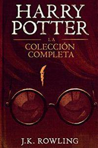 Libro Harry Potter – Coleccion Completa, J.K. Rowling