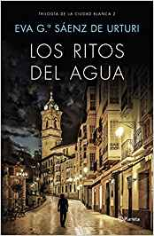 Libro Los ritos del agua, Eva Garcia