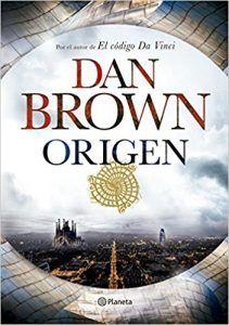 Libro Origen, Dan Brown