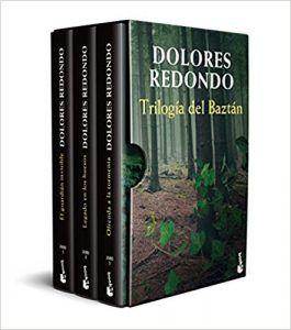 Libro Trilogia de Baztan, Dolores Redondo