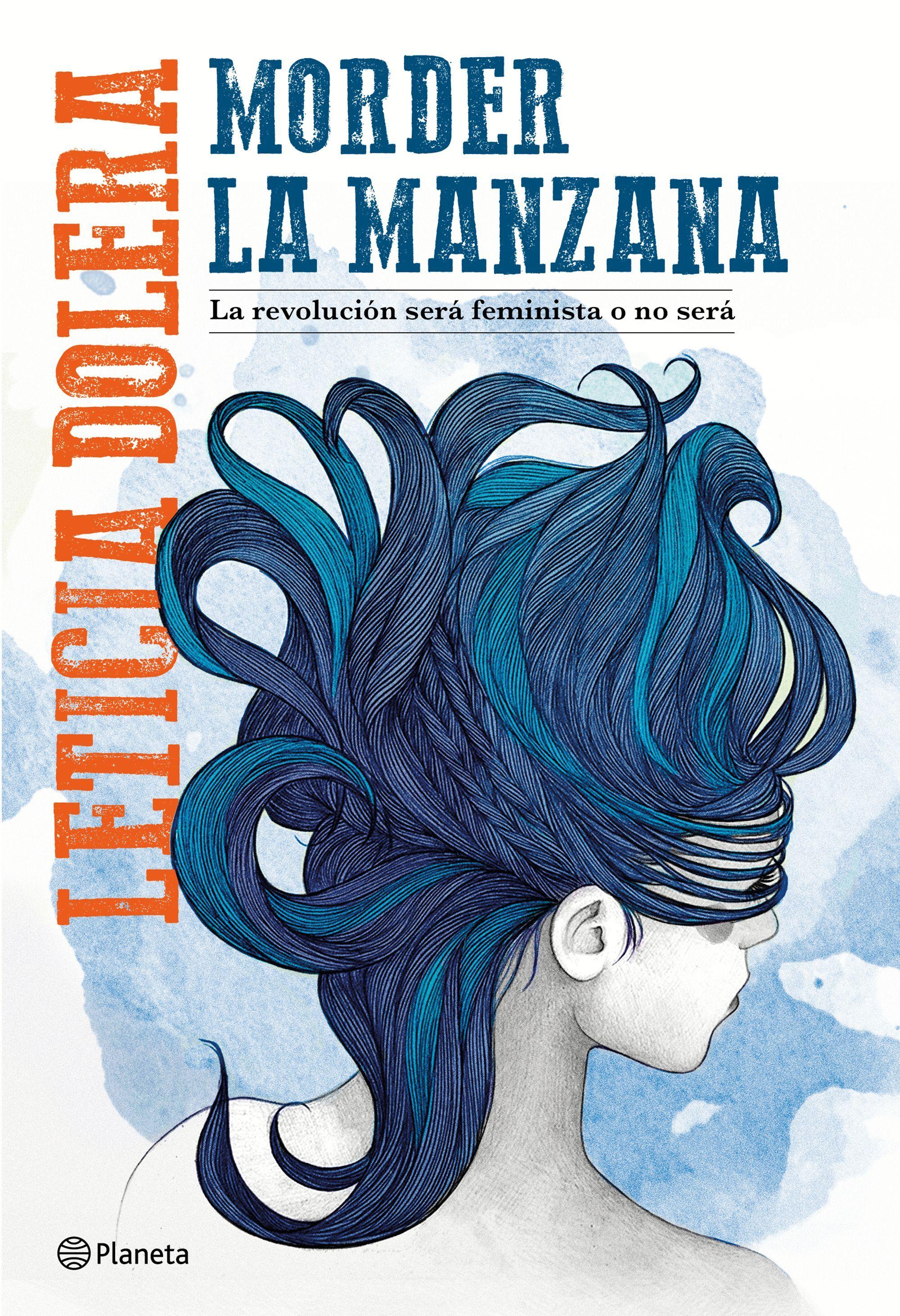 Leticia Dolera escribe el libro Morder la Manzana