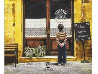 Walter Riso presenta la novela Pizzeria Vesubio